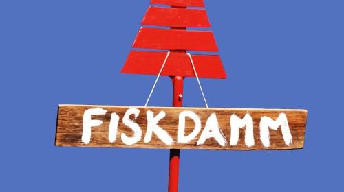 Fiskdamm