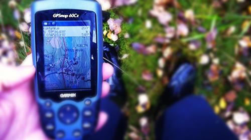 GPS orientering